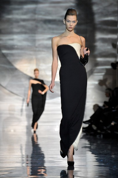 Paris Fashion Week Haute Couture S/S 2010 - Giorgio Armani Prive - Runway