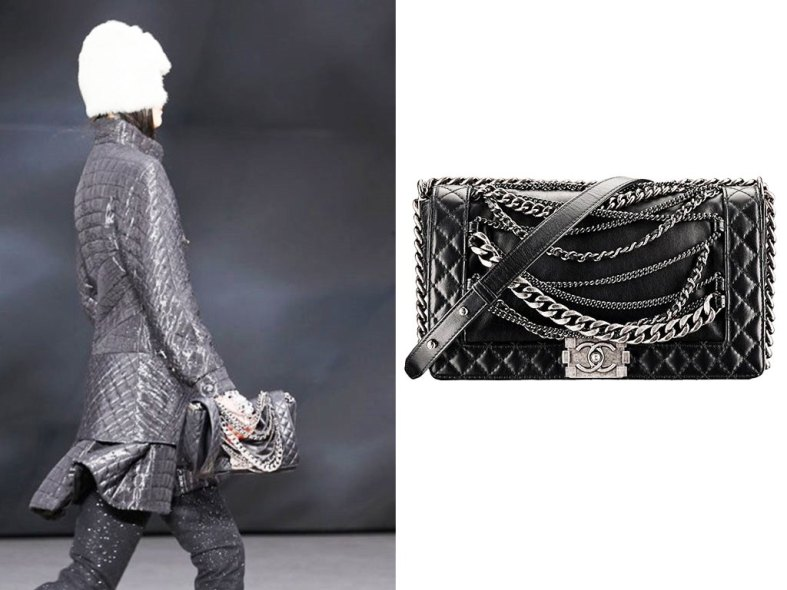 Chanel-Black-Boy-Enchained-Bag-Fall-2013