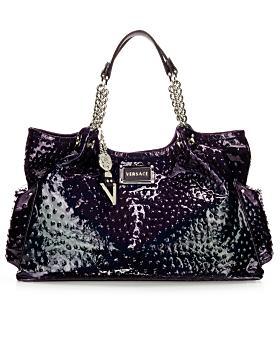 versace-venus-ostrich-stamped-patent-bag