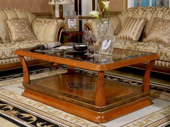 E31 Long Coffee Table